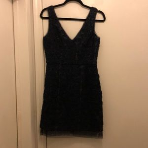 BCBG Dark Midnight Dress